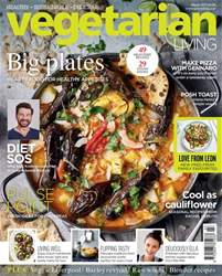 Vegetarian Living issue Mar-17