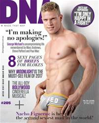 DNA Magazine issue #205 - Underwear Issue