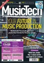 MusicTech issue Mar 17