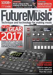 Future Music issue March 2017