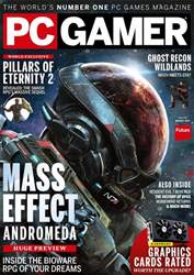 PC Gamer (UK Edition) issue March 2017