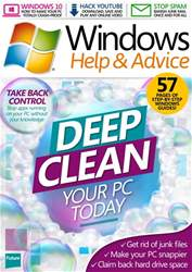 Windows Help & Advice issue March 2017