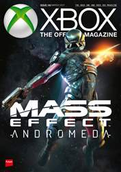 Official Xbox Magazine (UK Edition) issue March 2017