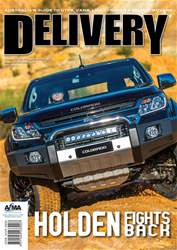 Delivery Magazine issue issue70