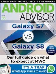 Android Advisor issue Android Advisor