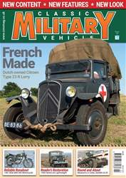 Classic Military Vehicle issue March 2017
