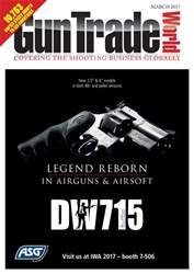 Gun Trade World issue March 2017