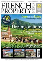 French Property News issue Mar-17