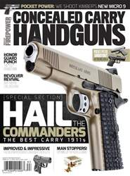 Conceal and Carry issue Spring 2017