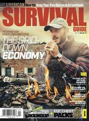 American Survival Guide issue April 2017