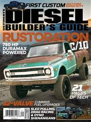 Ultimate Diesel Builders Guide issue Feb/Mar 2017