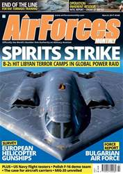 AirForces Monthly issue AirForces Monthly