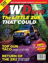 Four Wheel Drive issue Four Wheel Drive