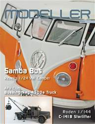 Modeller Magazine issue Volume 3