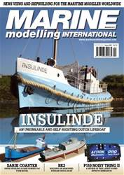 Marine Modelling issue 01/03/17