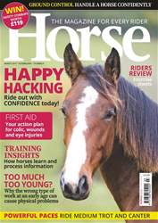 Horse issue Mar-17