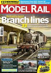 Model Rail issue March 2017