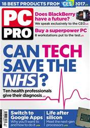 PC Pro issue April 2017