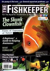 The Fishkeeper issue The Fishkeeper