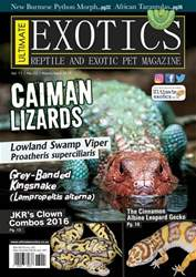 Ultimate Exotics issue March/April 2017