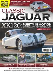 Classic Jaguar issue Issue 4 XK120: Purity In Motion