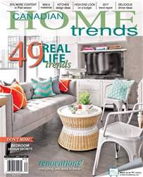 Canadian Home Trends issue Winter 2017