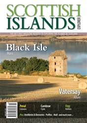 Scottish Islands Explorer issue March - April 2017
