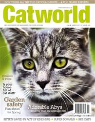 Cat World issue Issue 468