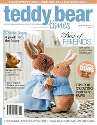 Teddy Bear Times issue Issue 227