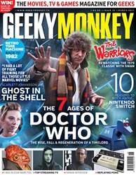 Geeky Monkey issue Geeky Monkey 018