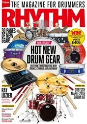 Rhythm issue March 2017