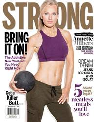 Strong Fitness issue March/April 2017