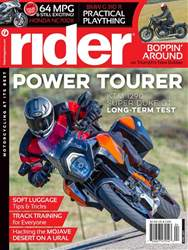 Rider Magazine issue April 2017