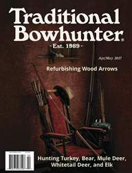 Traditional Bowhunter Magazine issue Traditional Bowhunter Magazine