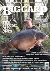Big Carp Magazine issue Big Carp 248