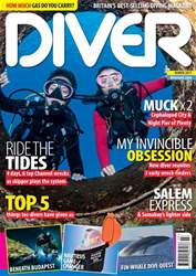 DIVER issue MARCH 2017