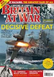 Britain at War Magazine issue  March 2017