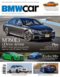 BMW Car issue March 17