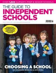 Independent School Parent issue Spring Schools 17