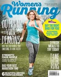 Women's Running issue Apr-17