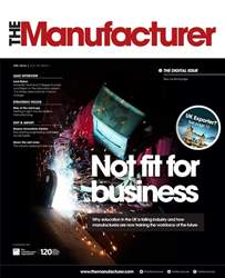 The Manufacturer issue The Manufacturer February 2017