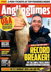 Angling Times issue Angling Times