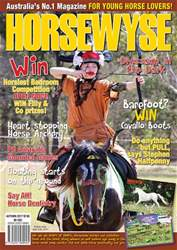 HorseWyse Magazine issue Autumn 2017