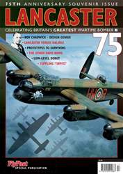 Lancaster Anniversary issue Lancaster Anniversary