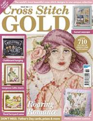 Cross Stitch Gold issue February 2017
