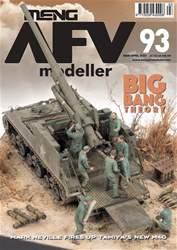 AFV Modeller issue AFV Modeller