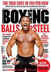 Boxing News UK issue 14/02/2017