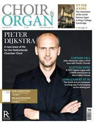 Choir & Organ issue March - April 2017