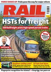 Rail issue Issue 820