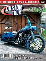 Custom Tour issue Printemps 2017